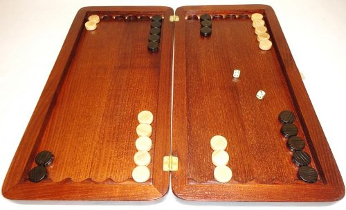 20-Tournament-Classic-Wooden-Backgammon-Set-High-Quality-Board-Game-Nice-Gift-0-4