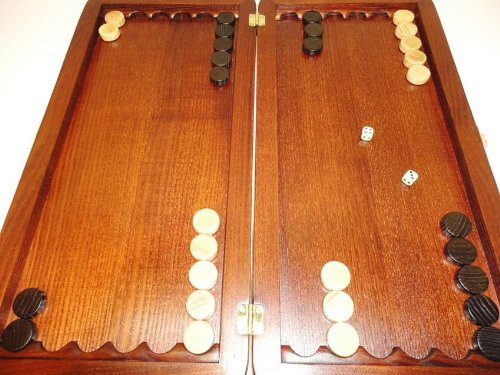 20-Tournament-Classic-Wooden-Backgammon-Set-High-Quality-Board-Game-Nice-Gift-0-5