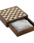 Backgammon-Set-Wood-Dice-Chess-Pieces-Board-Two-In-One-Game-0-2