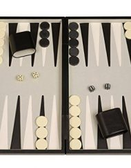 Deluxe-Backgammon-Board-Set-Black-Attache-Case-15x10-0