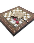 The-13-Mini-Pyramid-Design-Backgammon-Board-Game-Set-0-0