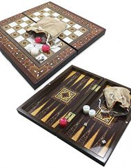 The-13-Mini-Pyramid-Design-Backgammon-Board-Game-Set-0