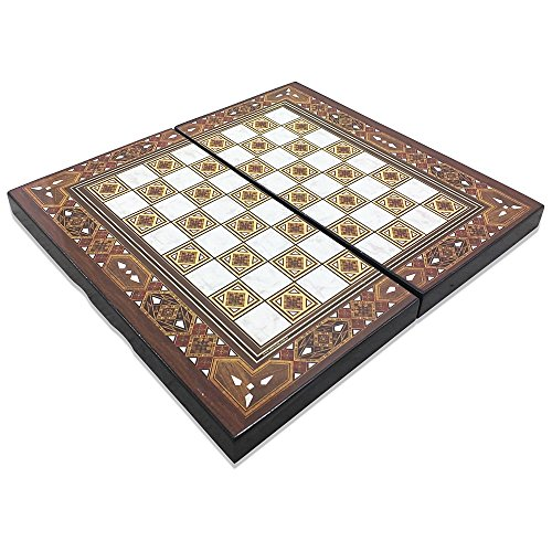 The-13-Mini-Pyramid-Design-Backgammon-Board-Game-Set-0-2