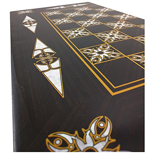 The-19-Antique-White-Pearl-Backgammon-designs-Board-Game-Set-0