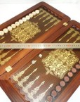 21-Golden-Eagle-Russian-Luxury-Backgammon-Set-Leather-Pieces-Tournament-Board-0-6