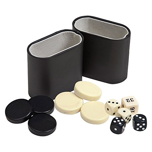 Complete-Backgammon-Accessory-Kit-with-Genuine-Leather-Dice-Cups-0