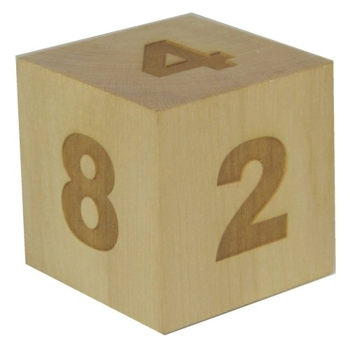 Gigantic-Wooden-2-Inch-51mm-Laser-Engraved-Maple-Backgammon-Doubling-Cube-Doubler-0