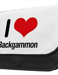 I-Love-Backgammon-Pencil-Case-Make-up-bag-0828-0