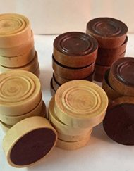 Wood-Backgammon-Chips-Brown-Natural-125-in-diameter-0