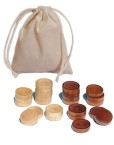 Wood-Backgammon-Chips-with-Cloth-Pouch-Brown-Natural-1-in-diameter-0