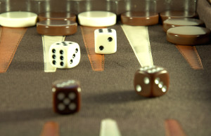 History of Today's Backgammon