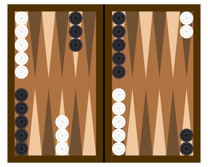 backgammon home board